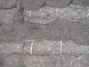 Ватин п/ш и синтетический в рулонах опт и розница 50 п.м.