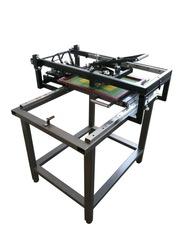Станки для трафаретной печати,  карусельный станок